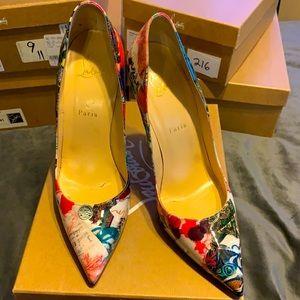 Beautiful Christian Louboutin Shoes 👠 ❤️